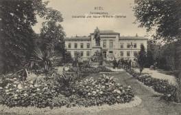 Kiel - Schlossgarten und Universität