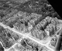 Hamburg  1943 - Ruinen
