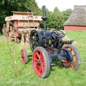 Lanz Dreschmaschine - 1049