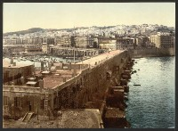 Algier - Blick vom Leuchtturm