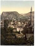 Mostar - Mühlenbrücke