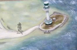 Kielfisch-Skulptur I