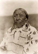 Cheyenne-Frau