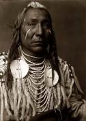 Indianer-Kriegsbemalung