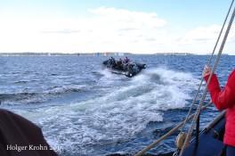 Begleitung - Schlauchboot II
