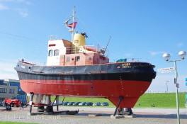 Stier - Hafenschlepper 2707