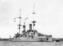SMS Kaiser Barbarossa