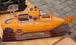 Modell-U-Boot Delta
