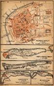 Ostfriesische Inseln 1910