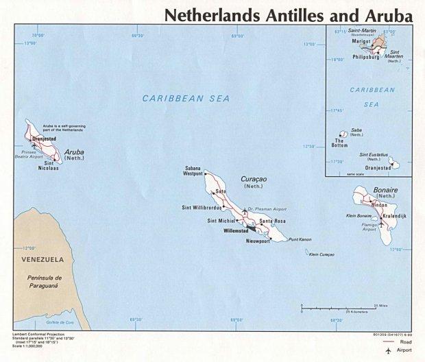 антильские острова 7
