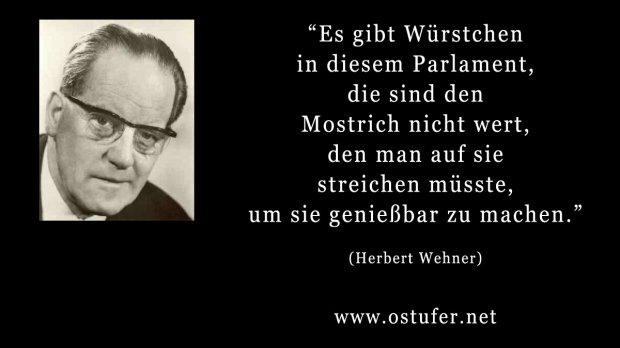 Wehner Zitate
