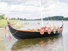 Wikingerboot - 3892