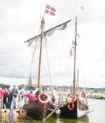 Wikingerboote - 3573