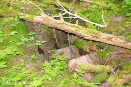 Einbruch - Krater 3453