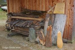 Holzvorrat - 6659