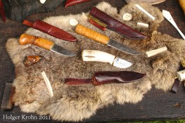 Nordische Messer - 4842