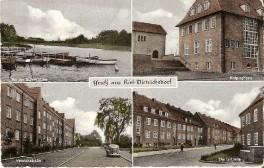 Dietrichsdorf - Ansichtskarte 1955 I