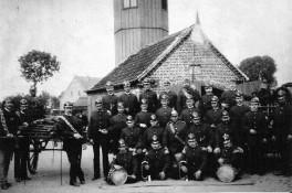 Dietrichsdorf - Freiwillige Feuerwehr 1897
