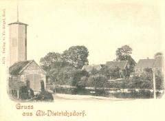 Dietrichsdorf - Ivensring 1900