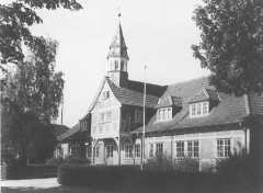 Elmschenhagen - Rathaus 1975