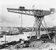 Gaarden - Krupp-Germaniawerft Kran III