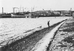 Neumühlen - Howaldtswerke 1894