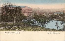 Neumühlen - Baltische Mühle 1907