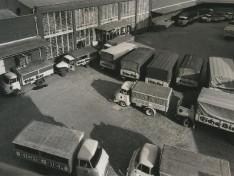 Kiel - Eiche-Brauerei 1960