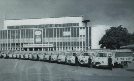 Kiel - Eiche-Brauerei 1966