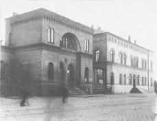 Kiel - Alter Bahnhof 1902
