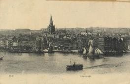 Kiel - Ansicht 1905