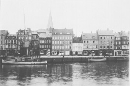 Kiel - Bootshafen 1938 I