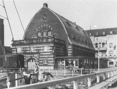 Kiel - Fischhalle 1966