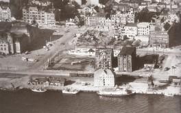 Kiel - Hauptbahnhof 1944