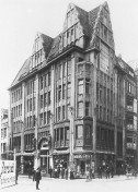 Kiel - Kaufhaus Jacobsen 1909
