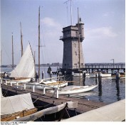 Kieler Hafen - Marinesignalturm