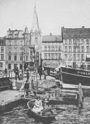 Kiel - Pfaffentor 1893