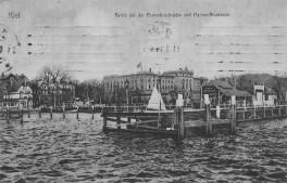 Kiel - Reventlowbrücke 1914
