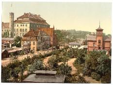 Kiel - Schloss 1890