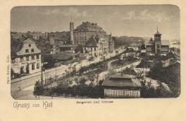 Kiel - Schloss und Seegarten