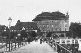 Kiel - Schloss vor 1900