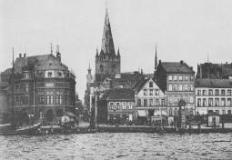 Kiel - Schuhmachertor 1893