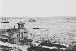 Kiel - Seegarten 1893