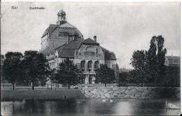 Kiel - Stadttheater 1907