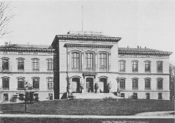 Kiel - Universität 1893