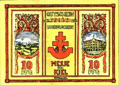 Nordische Messe - Notgeld II