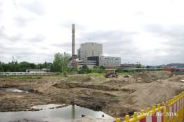 Bombe Kraftwerk Ost VI