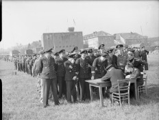 Kiel 1945 - Verhaftung