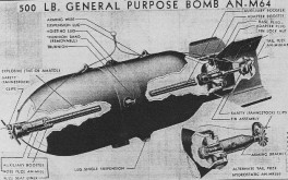 AN-M64 Bombe