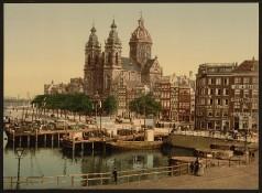 Amsterdam - Nicolaaskerk